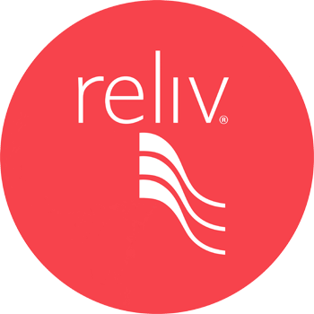 Reliv Asia Pacific Training Logo
